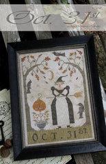 Herfst-Halloween