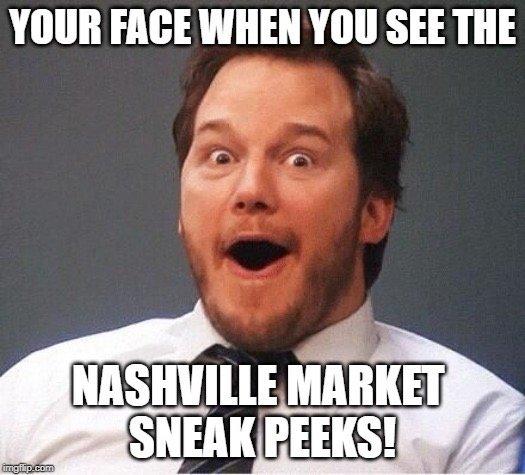 Nashville Needlework Market 2020