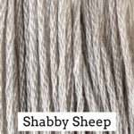 Shabby Sheep