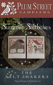 Summer Saltboxes- Plum Street Samplers
