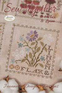 Sew Together #4 Flax & Linen-Jeannette Douglas Designs