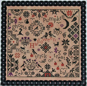 Simple Gifts ~Halloween - Praiseworthy Stitches
