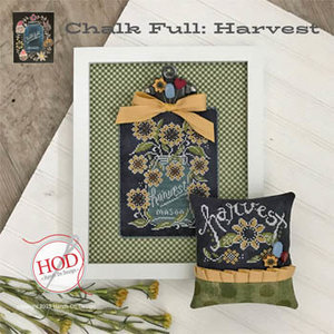 Chalk Full ~ Harvest-Hands on Design