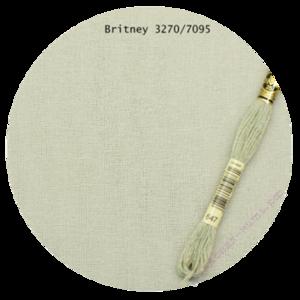28 ct. Brittney Lugana Springfield Sage 7095