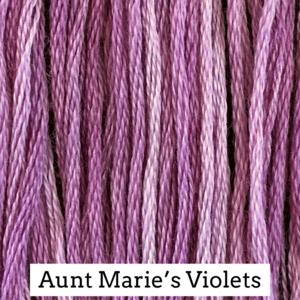 Aunt Marie's Violet