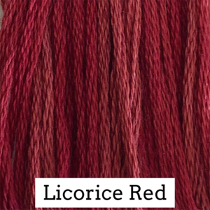 Licorice Red