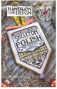 Scary Apothecary Series -Skeleton Polish