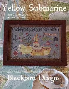 Yellow Submarine - Blackbird Designs