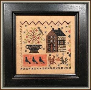 Crow's Corner - The Scarlett House