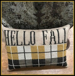 Hello Fall- The Scarlett House