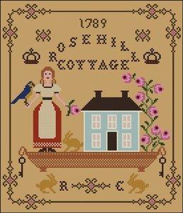 Rosehill Cottage- Twin Peak Primitives