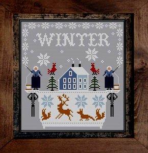 Snow Makers- Twin Peak Primitives