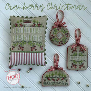 Cranberry Christmas-Hands on Design