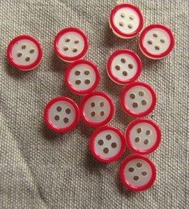 rood randje 10 mm
