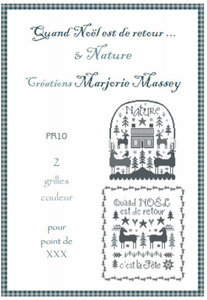 Quand Noël est de retour- Marjorie Massey