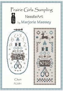 Noël en tambour- Marjorie Massey