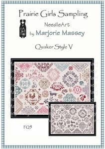 Quaker style V- Marjorie Massey