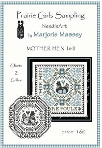 Mother and Hen I&II - Marjorie Massey