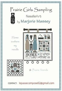 Home is where my needle is- Marjorie Massey