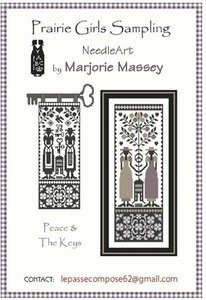 Peace & the keys- Marjorie Massey