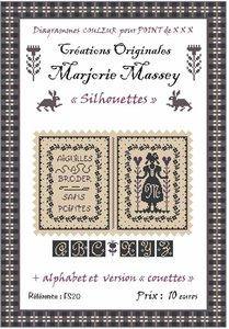 Pique aiguilles- Marjorie Massey