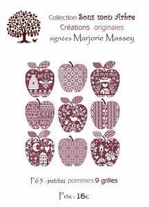 Petites pommes- Marjorie Massey