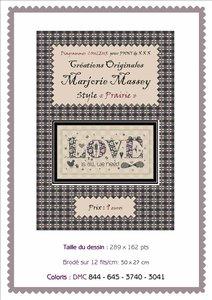 Love- Marjorie Massey