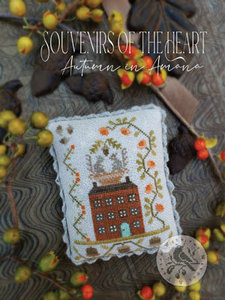 Souvenirs of the Heart - Autumn in Amana- With Thy Needle and Thread