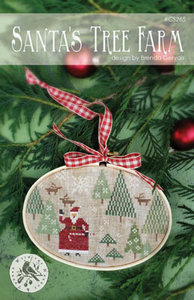 Santa's Tree Farm- With Thy Needle and Thread