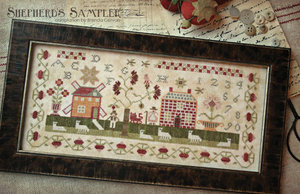 A Shepherd's Sampler- With Thy Needle and Thread