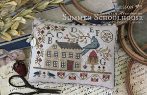 Summer Schoolhouse - Lessons in Abecedarian - With Thy Needle and Thread