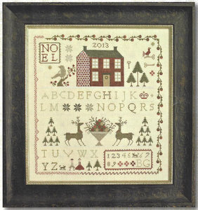 Noel Sampler - With Thy Needle and Thread