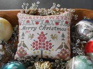 A Merry Christmas Sampler- La D Da