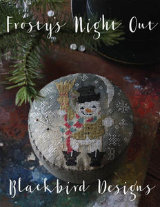 Frosty's Night Out - Blackbird Designs