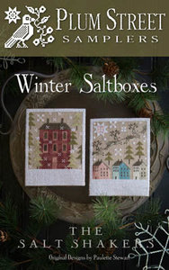 Winter Saltboxes- Plum Street Samplers