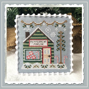 Snow Village - Peppermint Parlor- CCN