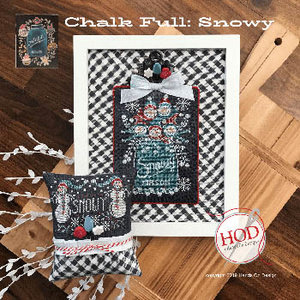 Chalk Full ~ Snowy-Hands on Design