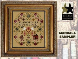 Mandala Sampler- Twin Peak Primitives