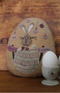 Easter Egg- Thistles