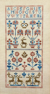 Five Deer Sampler -Queenstown Sampler Designs