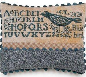 Bluebird Sampler-Heart in Hand