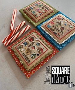 Christmas Square Dance-Heart in Hand
