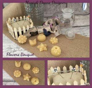 Flowers Bouquet-Mani di Donna Designer