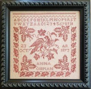 Anna Ohman 1873-Lila's Studio