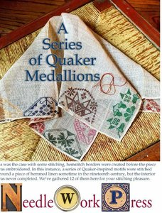 A Series of Quaker Medallions - NeedleWorkPress