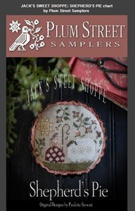 JACK'S SWEET SHOPPE - SHEPHERD'S PIE-Plum Street Samplers