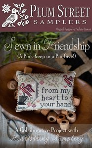 Sewn in Friendship-Plum Street Samplers
