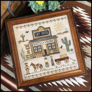 Old West Dry Goods - Little House Needleworks
