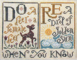 Sing A Sampler-set- Silver Creek Samplers