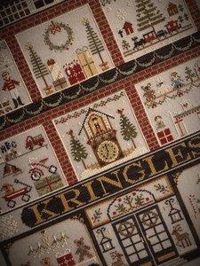 CCW garenpakket voor Kringles met DMC 3865